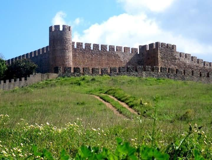 Castelo de Santiago do Cacém - O Leme - Imagens de Portugal