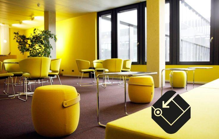Das Büro der Zukunft ist flexibel und so wohnlich wie nur möglich. Es steht für einen grundlegenden Wandel in der Sicht auf Arbeit.