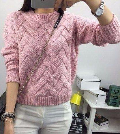 Шикарный рисунок для свитера