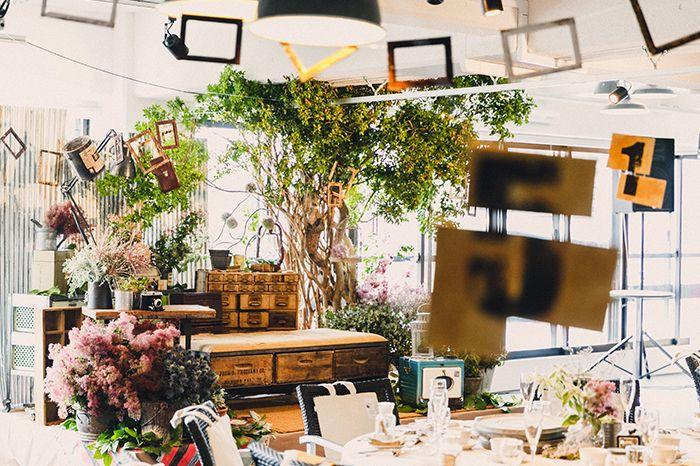コンセプトウェディング| レトロカメラ | crazy wedding (クレイジーウェディング)