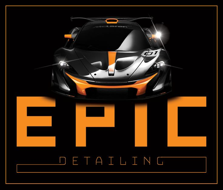 a new brand for a new local company in Norwich specialising in detailing and valeting.