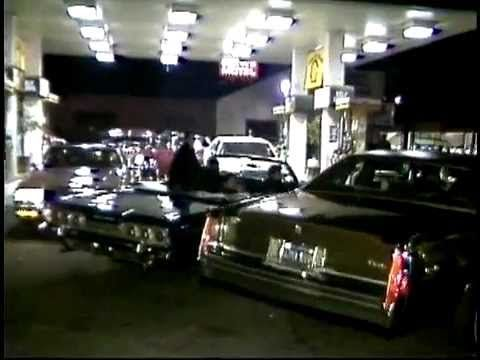 In 1968, a student created a film on cruising the El Camino...  This was before my time, but it shows places that I remember, like Courtesy Chevrolet at night.  Fun video! #SiliconValley #Retro #ElCamino