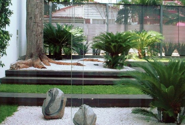 155 best images about jardines minimalistas on pinterest for Casas jardin veranda tijuana