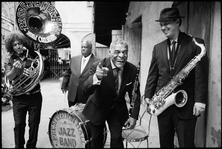 Preservation Hall is one of the best musical traditions of New Orleans