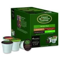 Green Mountain K-cup Coupon + Walmart Deal Scenario We have a nice Green Mountain K-cup coupon for you today. We always love to score coffee coupons. Any