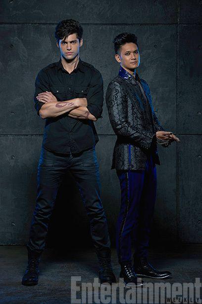 Malec #Shadowhunters Season 1