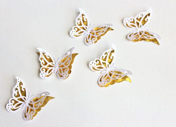 Wall Decor Paper best 25+ 3d butterfly wall decor ideas only on pinterest