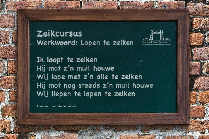 Rotterdamse Zeikcursus