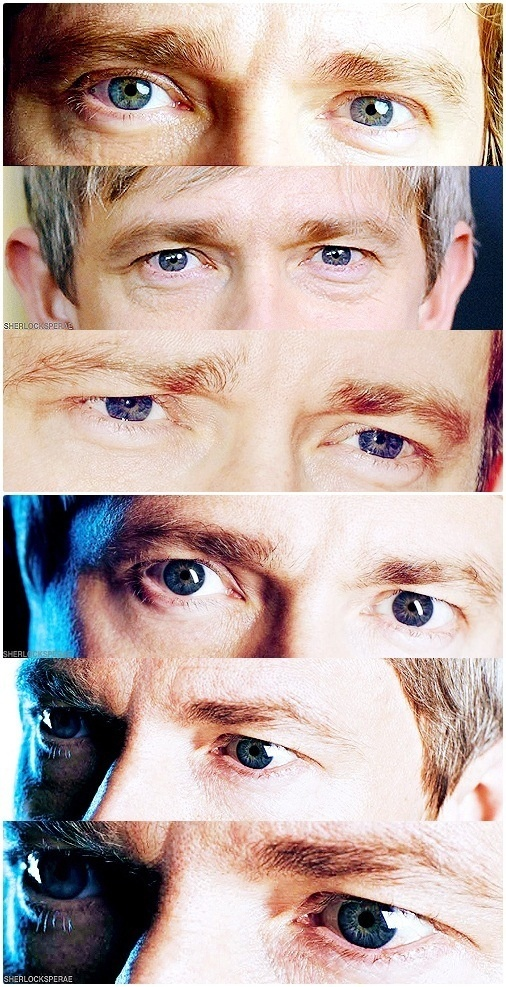 Martin's starry starry eyes<- they're gorgeous and utterly breathtaking! The colors!! Ahhh that grey violet mix is amazing.