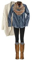 Young, Polished & Professional: Fashion Friday: College Casual Inspires Business Casual