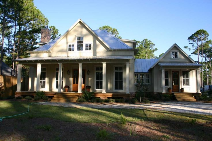 Sweetwater lot 1 exterior pinterest southern living for Coastal living home plans