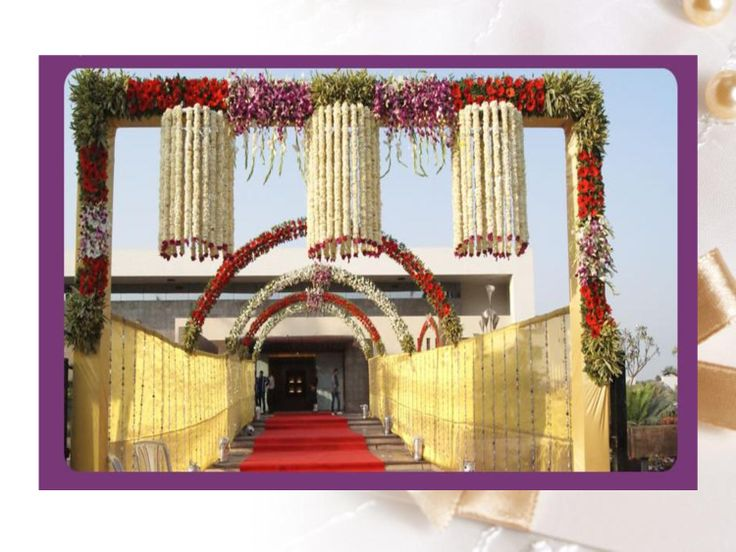 Wedding Planner Indian Hall Mandap Entrance Decorations Western Stage Decoration Ideas Bestwedding Dresses