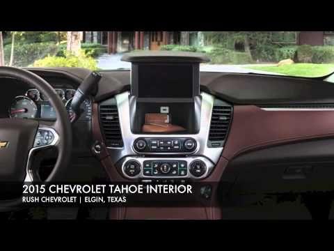 Charming 2015 Chevrolet Tahoe (Interior) | Rush Chevrolet · 1395 W. Highway 290 ·