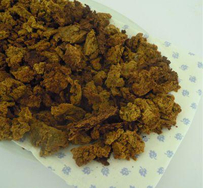 dado-granulare - Rafano e cannella