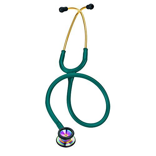3M Littmann Classic II Pediatric Stethoscope, Rainbow-finish Chestpiece, Caribbean Blue Tube, 28 inch, 2153   3M Littmann Classic II Pediatric Stethoscope, Rainbow-finish Chestpiece, Caribbean Blue Tube, 28 inch, 2153 3M Littmann stethoscopes provide unmatched precision, superior acoutstics, innovative design and exceptional performance.  http://www.cheapindustrial.com/3m-littmann-classic-ii-pediatric-stethoscope-rainbow-finish-chestpiece-caribbean-blue-tube-28-inch-2153/