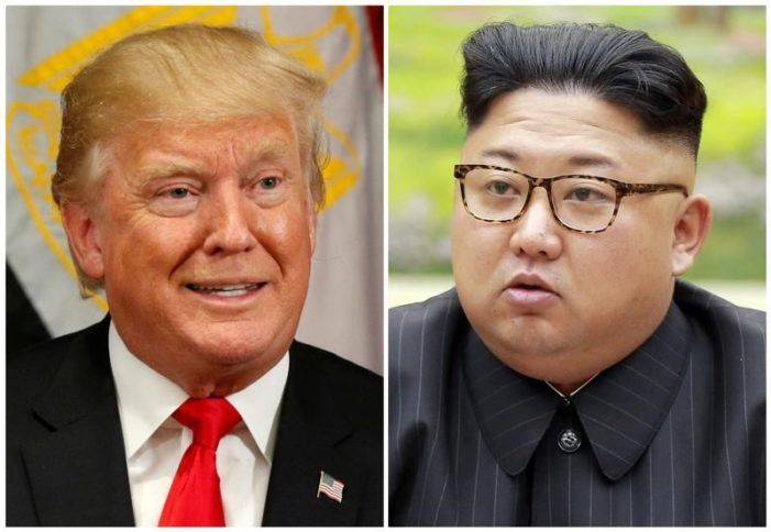 """Trump's Strategy on North Korea Still Not Working, Regime Vows to Keep Readying """"Pre-Emptive Attacks With Nuclear Force"""""""