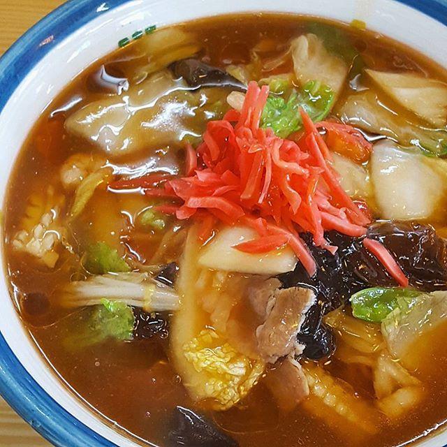 """突撃ラーメン """"広東メン""""  #ラーメン#ramen#広東麺#noodles#突撃ラーメン#伊達#北海道#hokkaido#love#thankyou#肉#ごはん#美味しい#グルメ#yum#yummy#japan#jp#japanesefood#japanesefoods#フォロー#follow#instagram#instafood#instagood#instadaily#yolo#good#nice#like"""