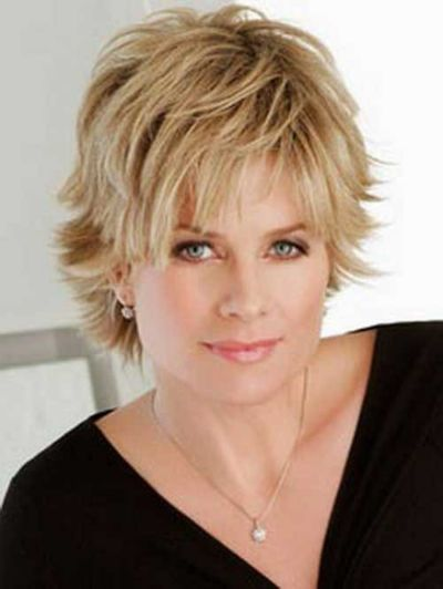 50 Short Haircuts For 2014 - 2015