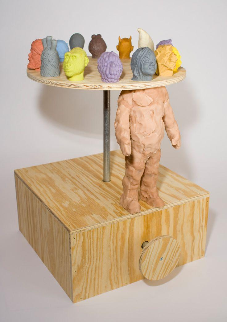 danwebb - Sculpture - Sculpture