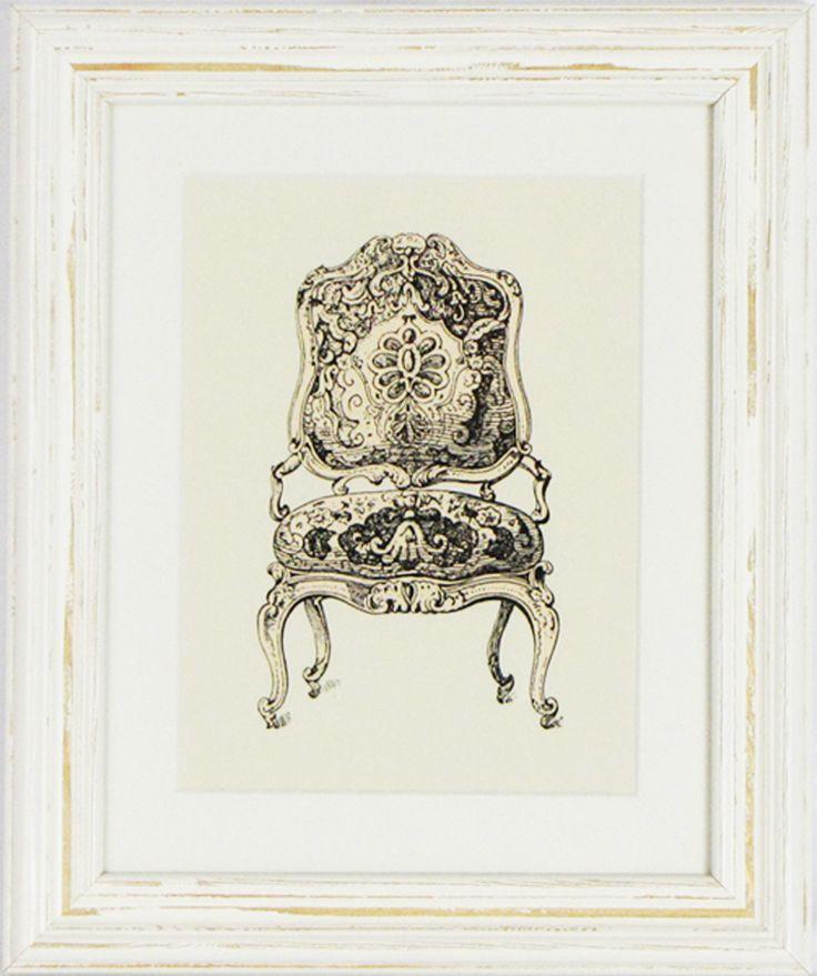 12 best Shabby Chic Framed Art images on Pinterest | Framed art ...