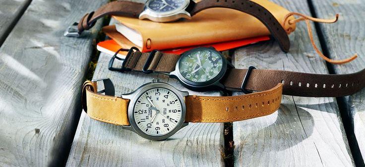 Gagnez une belle montre Timex Expedition Scout 43