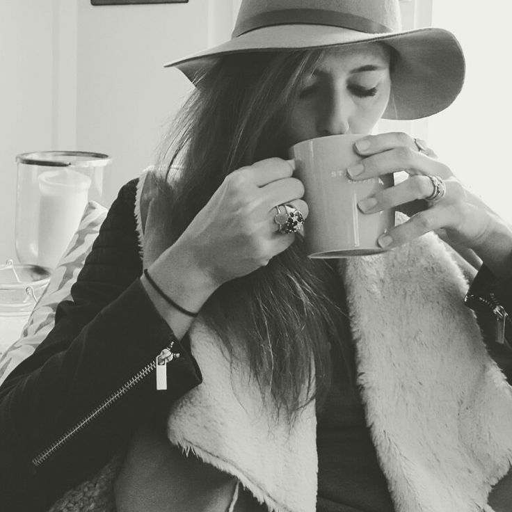 me and my coffee