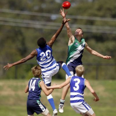 Helensvale Juniors AFL - http://www.wilkinsonorthodontics.com.au
