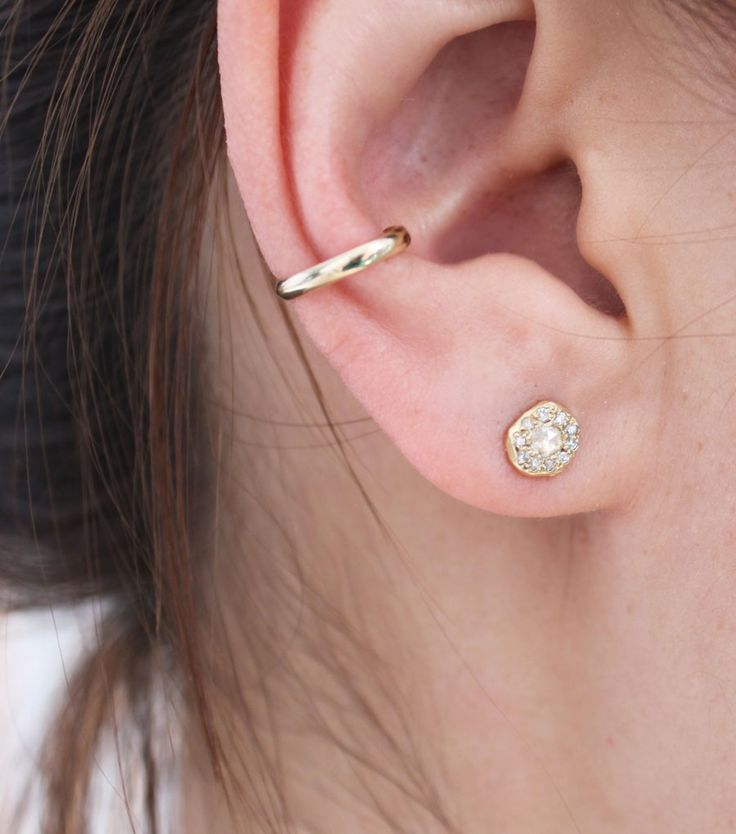 Catbird :: shop by category :: JEWELRY :: Earrings :: Ancienne Earrings