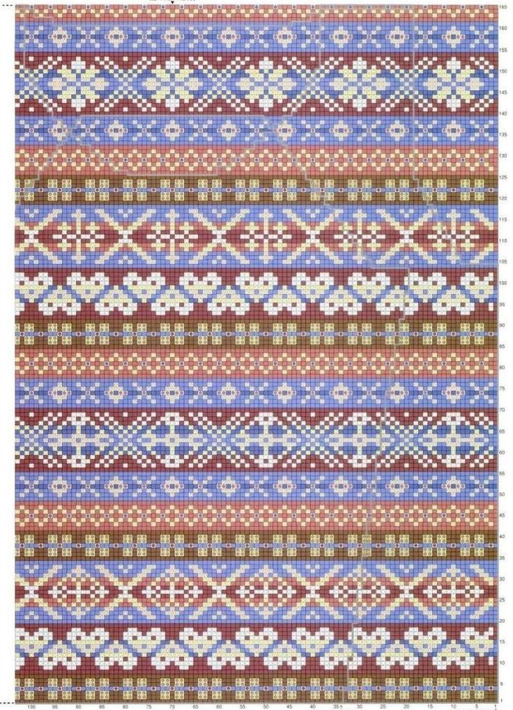 Best 25+ Fair isle pattern ideas on Pinterest | Fair isle chart ...