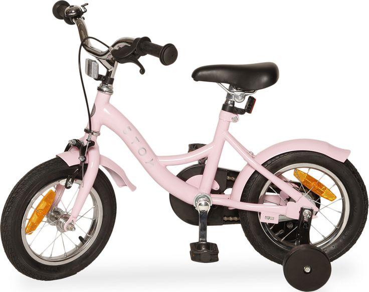 STOY Speed, Cykel, 12 tum, Rosa