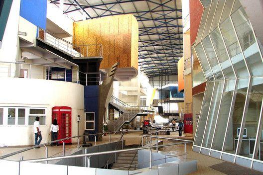 Vidyalankar Institute of technology / Planet 3 Studios Architecture | ArchDaily