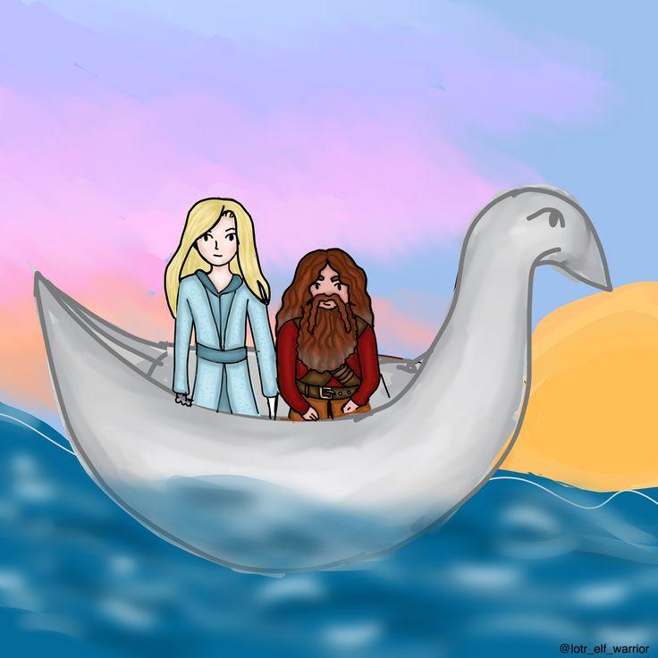 Legolas and Gimli | Legolas, Legolas and gimli, Gimli