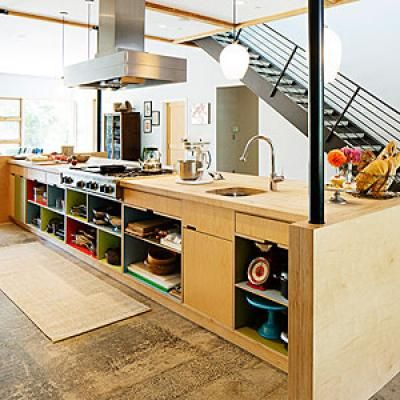 How to design perfect kitchen island