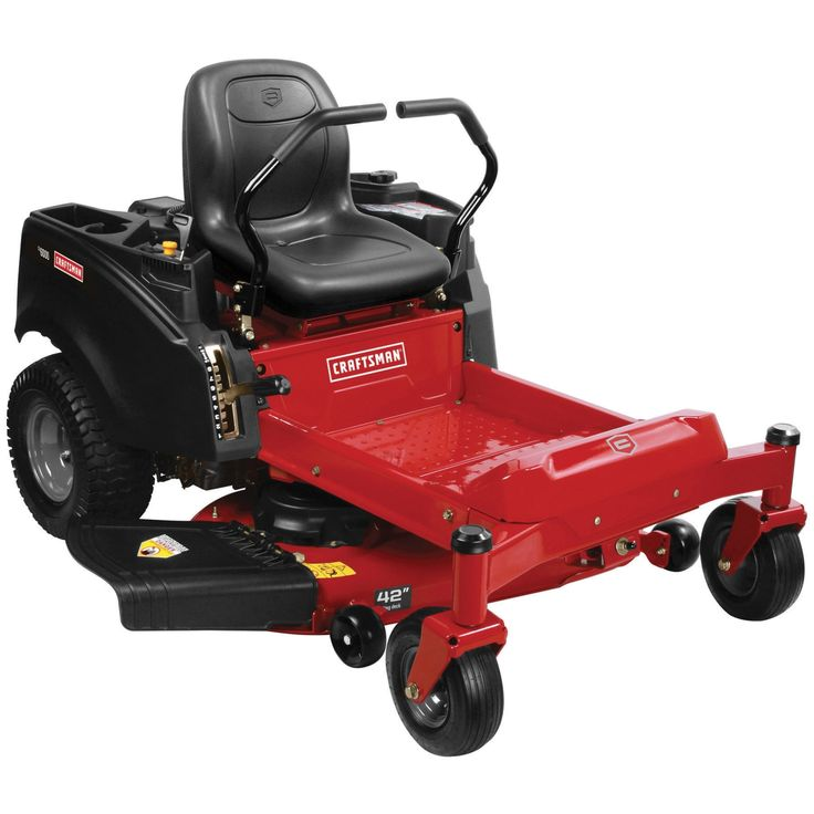 Craftsman 42 in. 22 hp Riding Lawn Tractor Mulching Capability (071-20411) - Riding Mowers - Ace Hardware