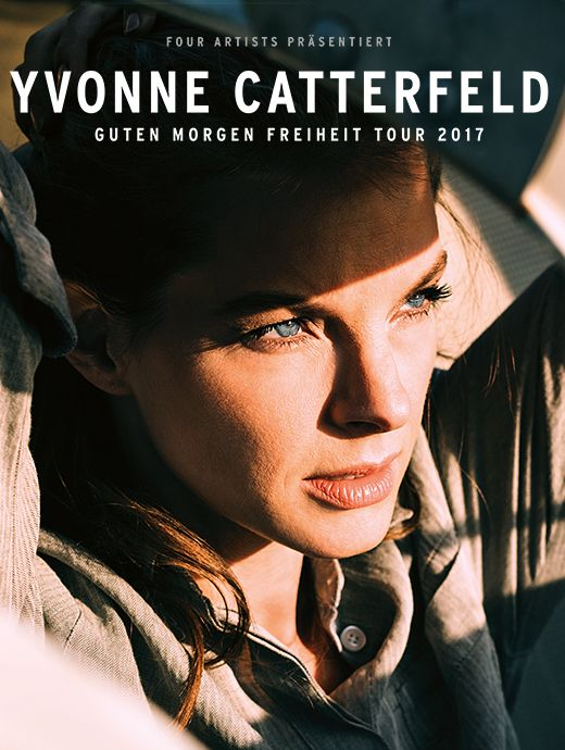 Yvonne Catterfeld Tickets unter www.semmel.de