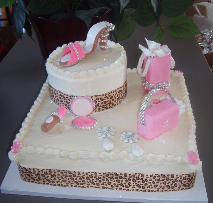 Diva birthday cake  by carseycakes.weebly.com