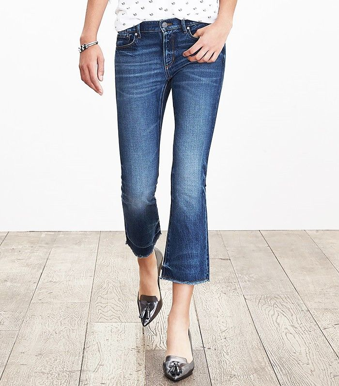 25  best ideas about Cropped jeans on Pinterest | Gucci shoes ...