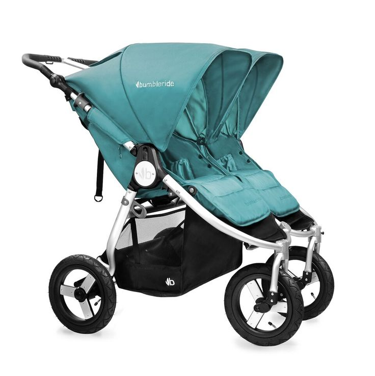 Bumbleride 2016 Indie Twin Double Stroller - Strollers | Comfort First Color=Tourmaline