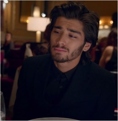 Love this fave Zayn makes in the Night Changes music video! He's so cute