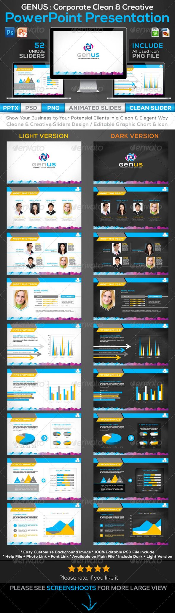 most creative business presentations images