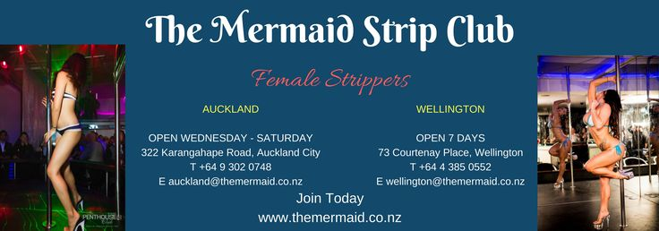 #strip #club Make your weekend interesting by watching the most sought after shows of Wellington, the female stripper show of The Mermaid. A beauty that would be straight from your dreams would take you to the heaven while gyrating her body to the music and stripping in front of you.