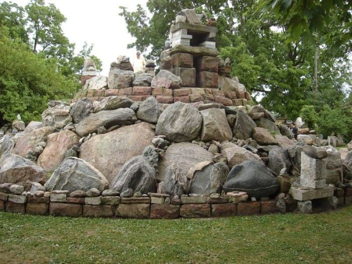 12) Temple of Tolerance  Wapakoneta.. Visited. I loved this place!