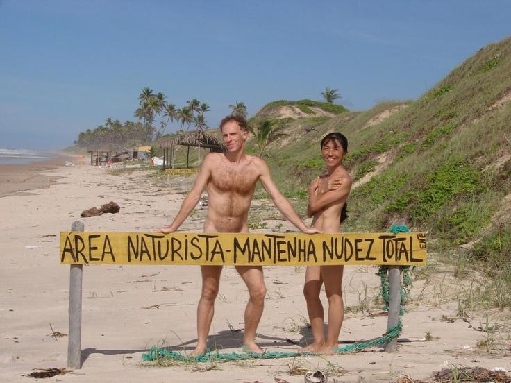 It will be a while still before China gets a nudist beach like Massarandupió in Brazil. (Source: Fred Schinke/Flickr)