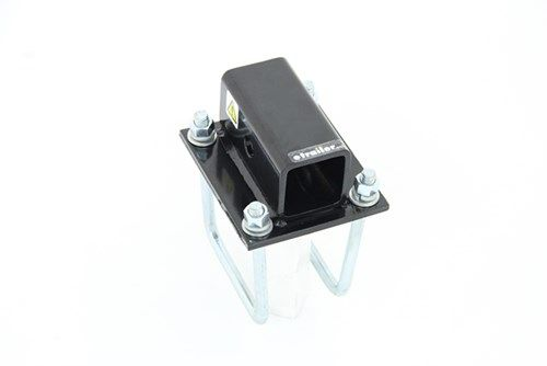 """Ultra-Fab 2"""" Motor Home Trailer Hitch Receiver for 4-1/2"""" x 4"""" Bumpers Ultra-Fab Products RV Hitch UF35-946401"""