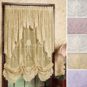 Lace Window Shades Blinds
