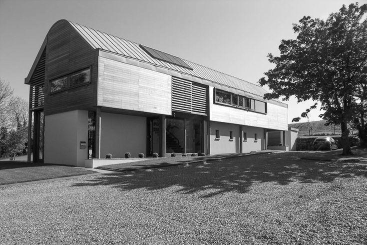 Fallahogey House, Kilrea McGarry-Moon Architects