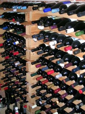 A wine cellar is a must! http://www.winebookclub.org/wp-content/uploads/2010/04/wine-cellar-2.jpg