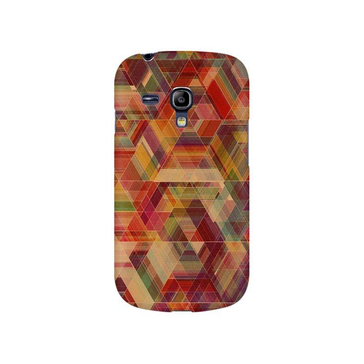 Retro Agstract Wallpaper Samsung S3 Mini Mobile Case - ₹449.00 INR