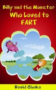 fart book cover red