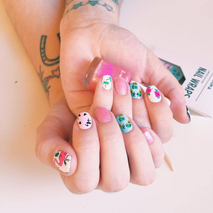 17 Best Ideas About Nail Art At Home On Pinterest